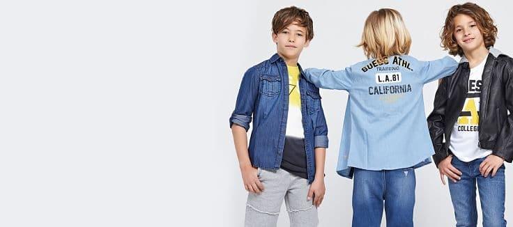 guess kids galicia moda infantil coruña