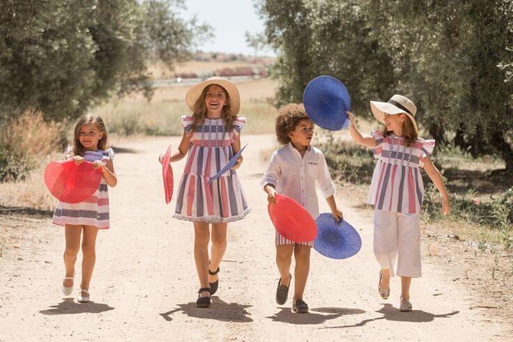 jose varon ropa para niños galicia