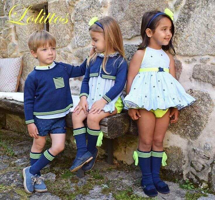 lolittos moda infantil